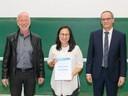 Preisträgerin des Deutschen Mustererkennungspreises 2018