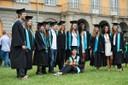 Graduation ceremony in the Hofgarten 2017