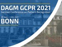 DAGM GCPR 2021 in Bonn – Call for Papers