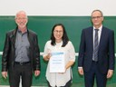 Laureate of the German Pattern Recognition Award 2018