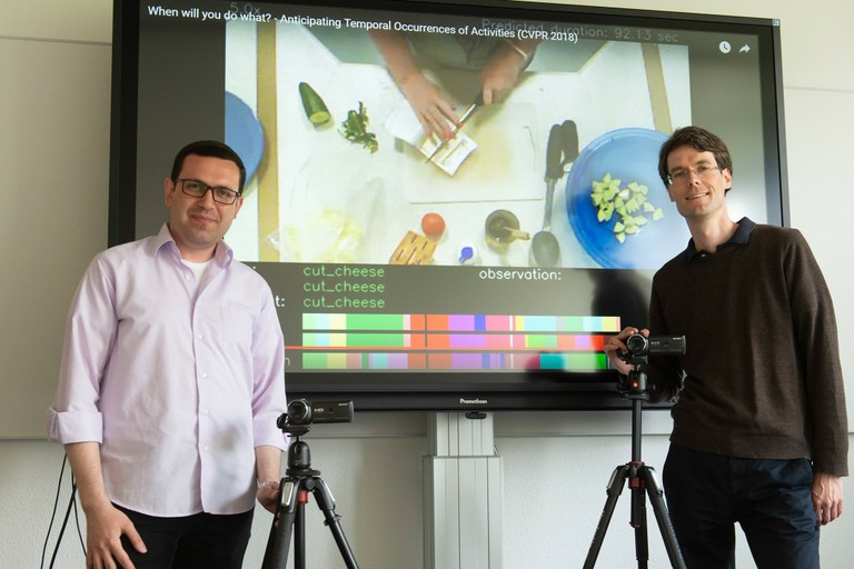 Right click to download: Prof. Jürgen Gall (right)